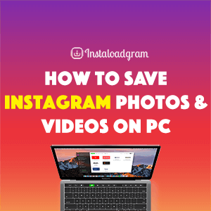 How to Download Instagram Photos and Videos on PC